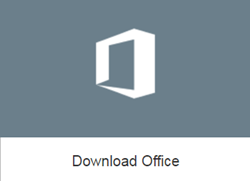 Clicar em Download Office (Descarregar o Office)